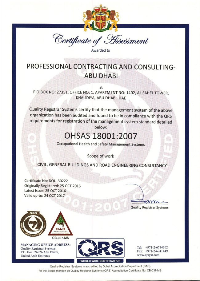 Professional Contracting and Consulting
